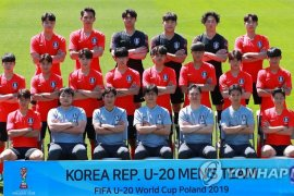 Korsel singkirkan Jepang di 16 besar U20