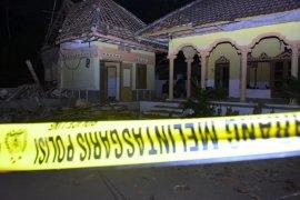 Polisi tahan pelaku terkait ledakan di mushala Blitar