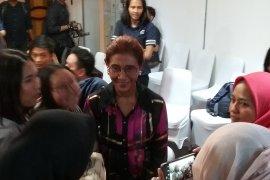 Susi Pudjiastuti siap jadi menteri  kembali