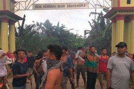Dua korban meninggal, delapan luka-luka akibat bentrok di Buton