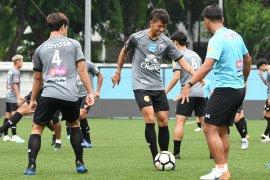 Jelang pertandingan, kuatan Timnas Thailand sudah dipelajari