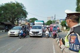 Dampak pemadaman listrik, sejumlah traffic light di Kota Tangerang belum aktif