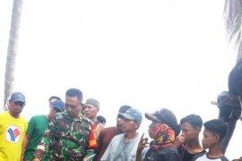 Lima tewas terseret ombak di Katibung