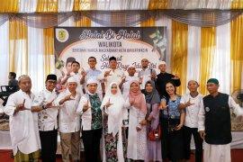 Open haouse Wali Kota Ibnu Sina penuh pengunjung