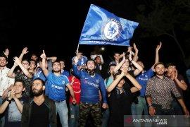 Gara-gara rasis, suporter Chelsea dilarang masuk Stadion Stamford Bridge seumur hidup