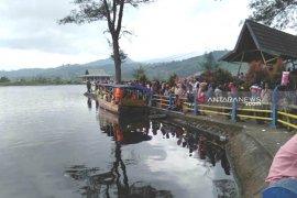 Objek wisata Rejang Lebong Bengkulu diserbu