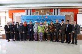 Boytenjuri Saksikan Sertijab Ketua TP PKK dan Dekranasda Provinsi Lampung