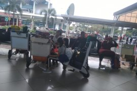 Parkir Bandara Soetta ditambah jelang arus balik Lebaran