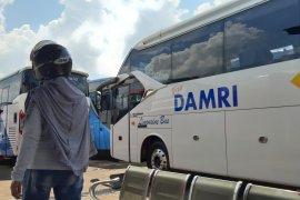 Jumlah penumpang Damri rute Pontianak - Kuching naik 300 persen