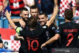 Kroasia  dan Islandia  menangi laga kualifikasi Euro 2020