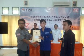 KPU Singkawang sampaikan hasil audit dana kampanye