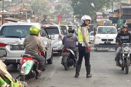 Puncak arus balik di Sukabumi terjadi pada Sabtu dan Minggu