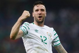 Shane Duffy selamatkan rekor tak terkalahkan Irlandia