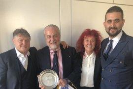 De Laurentiis: Penghuni Turin banyak dukung Torino