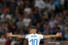 Italia pecundangi Yunani 3-0 di babak kualifikasi Piala Eropa 2020