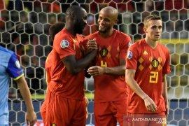 Belgia dan Skotlandia petik kemenangan di Grup I kualifikasi piala Eropa 2020