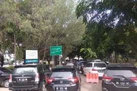 Arus balik Banda Aceh ke Sabang meningkat
