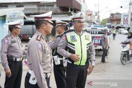 Dirlantas: Mudik backflow crowded but smoothly on Jalan Ahmad Yani