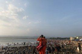 Tak ada kecelakaan laut di pantai Garut selama libur Lebaran