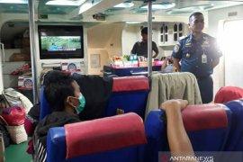 KSOP: Arus mudik-balik di Pelabuhan Tanjung Pandan lancar