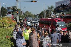 Jalur alternatif  kawasan Puncak Bogor hanya atasi 20 persen kemacetan