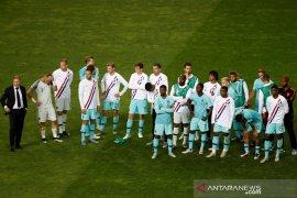 Kekalahan di final UEFA Nation League perburuk rekam jejak Belanda kontra Portugal