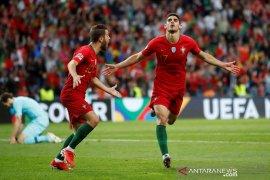 Portugal juarai liga negara UEFA setelah tundukkan Belanda