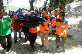 Bocah terseret arus Sungai Batang Toru ditemukan meninggal