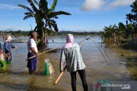 Sebagian kawasan Samarinda masih dikepung banjir