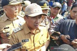 Hari pertama kerja tujuh ASN Pemkot Bandung absen