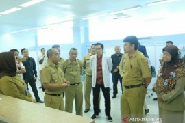 Wali Kota Pangkalpinang sidak pelayanan RSUD Depati Hamzah