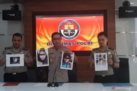 Empat terduga teroris ditangkap Densus 88 di Jatibening Bekasi