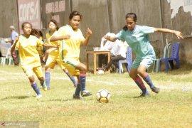 PSSI-Plan menggelar turnamen sepakbola perempuan di NTT