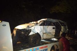 Kecelakaan tunggal Baso, dua korban belum ditemukan