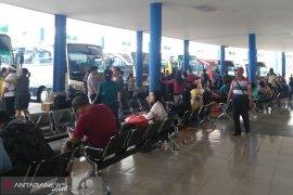Arus balik H+3  di Terminal Mengwi dan Pelabuhan Gilimanuk lancar
