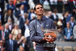 Kehabisan kata-kata setelah menangi final French Open