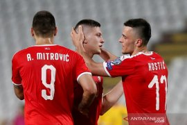 Piala Eropa - Ukraina lanjutkan tren positif setelah tundukkan Luksembourg