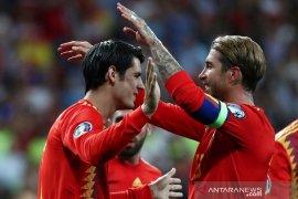 Piala Eropa - Spanyol hajar Swedia 3-0, Ramos sumbang 1 gol
