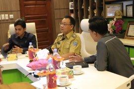 Wali kota Binjai jalin silaturahmi bersama Ketua Pengadilan Agama