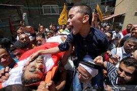 Rakyat Palestina mengenang Presiden Mursi