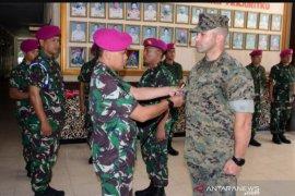 Korps Marinir TNI AL Indonesia dan Amerika gelar latihan bersama
