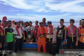 20 penumpang kapal mati mesin di KKT ditemukan selamat