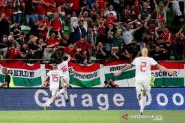 Hongaria kuasai Grup E kualifikasi Piala Eropa 2020  usai tundukkan Wales