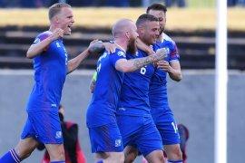 Prancis ambil alih puncak Grup H setelah Turki dikalahkan Islandia di kualifikasi Eropa