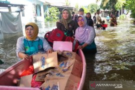 Korban banjir Samarinda capai 30.580 jiwa di tiga kecamatan