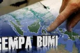 Bali kembali diguncang gempa tektonik 3,7 SR