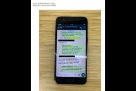 Pengancam Presiden Jokowi dan Brimob di WhatsApp ditangkap
