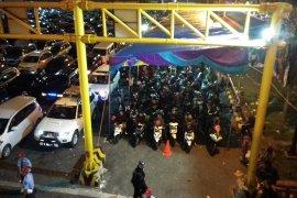 Total 675.032 pemudik menyeberang ke Pelabuhan Merak, Banten