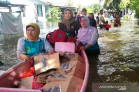 Korban banjir di Samarinda mencapai 30.580 Jiwa