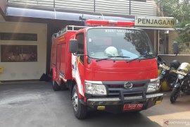 Pencuri mobil Damkar Sunter,  anggota Damkar Jakarta Barat